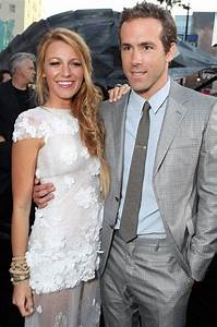 Blake Lively and Ryan Reynolds: MARRIED! - The Hollywood ...