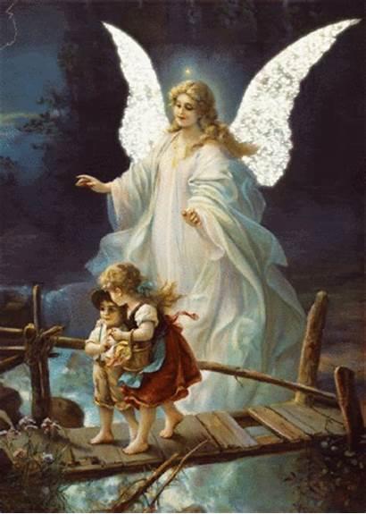 Angel Angels Watching Children Background Club Heavenly