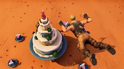fortnite battle royale throws birthday party   game