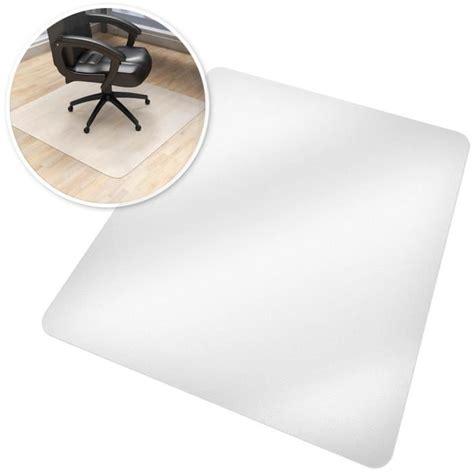 tapis de sol bureau chaise de bureau transparente achat vente chaise de