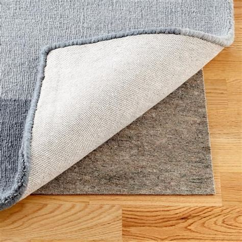 8x10 rug pad the land of nod rugs all surface non slip area rug