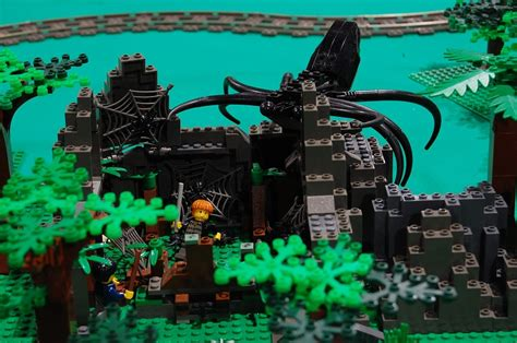 moc harry potter layout lego licensed eurobricks forums