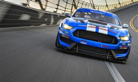 pf racing set  full season return  mustang gt