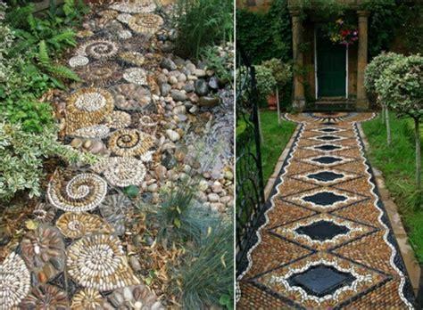 Gartenwege Pflastern Beispiele by Gartenwege Anlegen Kreative Beispiele Archzine Net