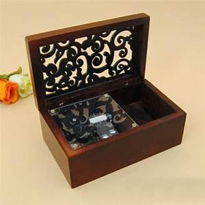 Coffre à Bijoux Bois : coffre a bijoux musical bois new photo blog with jewelry ~ Premium-room.com Idées de Décoration