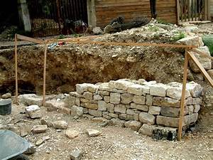 Construire Un Mur En Pierre : muraillers murailleur caladeur de provence b tir ~ Melissatoandfro.com Idées de Décoration