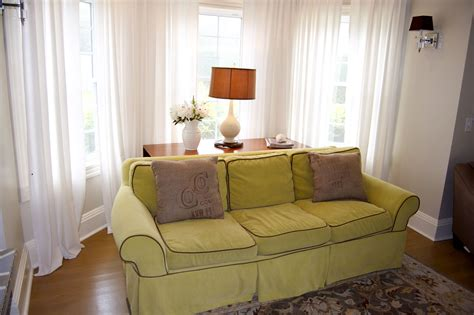 Sheer Living Room Curtains Ideas