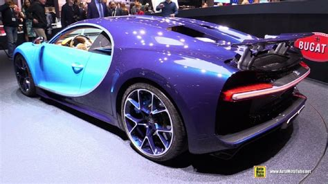 With a limiter preventing the chiron from exceeding 261 mph, we won't be able to determine if the vehicle can surpass the 267.8 mph mark posted by its predecessor, the bugatti veyron super sport. 2017 Bugatti Chiron at 2016 Geneva Motor Show