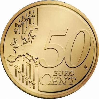 Coin Cents Euro Gold
