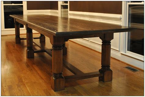 turner custom furniture   large custom dining table