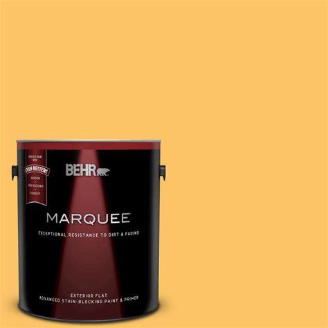 behr marquee 1 gal ppu6 8 pale honey satin enamel behr marquee 1 gal ppu6 06 honey locust flat exterior