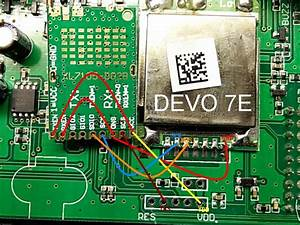 Deviation - A7105 Wiring Of Gio Pins