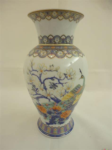 Porzellan Vasen by Kaiser Porzellan Dekor Largo Vase 23cm Nosseck Ebay