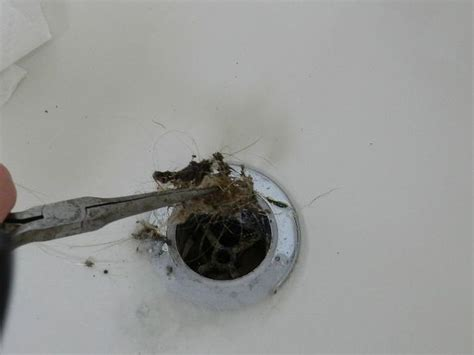 clean out sink drain hometalk tutorial on cleaning your bathtub drain