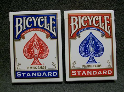 Bicycle Standard Gold Edge Box  Question  Playing Card