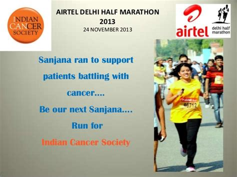 Indian Cancer Society Delhi Request The Youth Of Delhi In