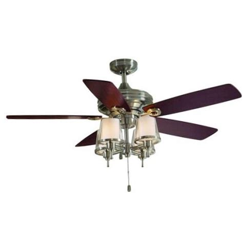 metal blade fans at lowes this is an allen roth ceiling fan with light that i bought