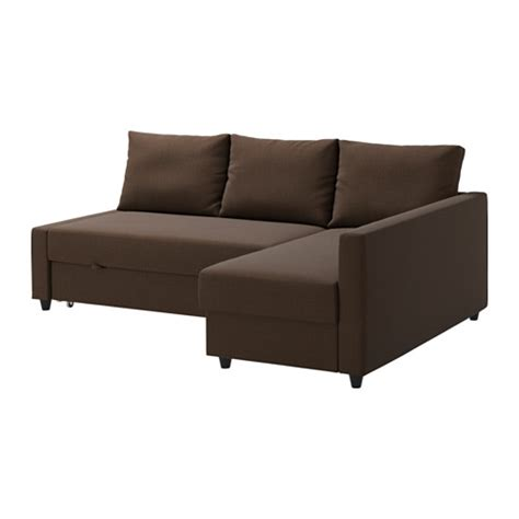canapé lit futon ikea friheten corner sofa bed skiftebo brown ikea