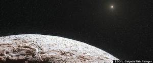 Makemake Dwarf Planet Beyond Pluto Lacks Atmosphere ...