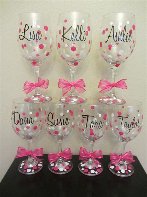 Bachelorette Party Glasses Glasses Great For The