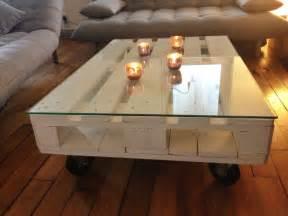 fabriquer sa table basse en bois table basse palette top 69 des id es les plus originales fabriquer sa table basse en bois
