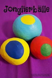 Faschingsdeko Selber Machen : jonglierb lle selber machen basteln mit kindern ~ Markanthonyermac.com Haus und Dekorationen
