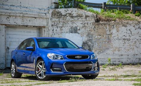 Ss Specs by 2017 Chevrolet Ss Sedan Review Price Engine Specs