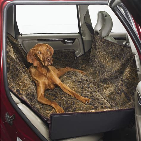 Pet Hammock Car by Bowsers Hammock Pet Car Seat Cover