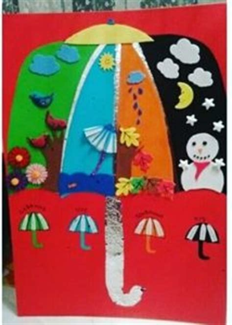 umbrella craft  preschoolers funny crafts