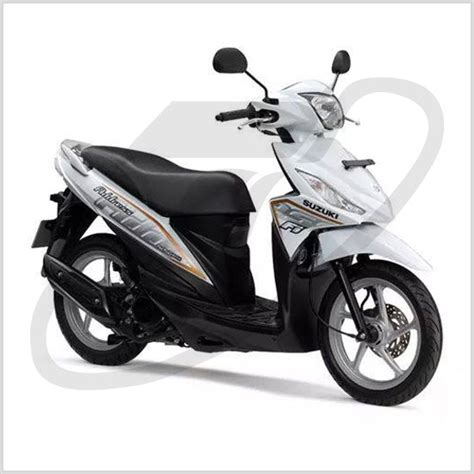 Review Suzuki Address by Address Tropicana Motorworld