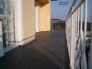 Balkonbeläge Aus Kunststoff : farben und bel ge zur balkon und terrassensanierung m t ~ Michelbontemps.com Haus und Dekorationen