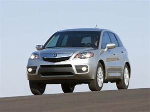 2008 Acura RDX SUV Specifications, Pictures, Prices