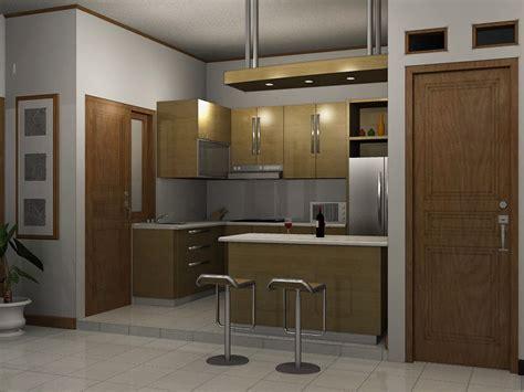 gambar desain dapur minimalis modern terbaru  desain