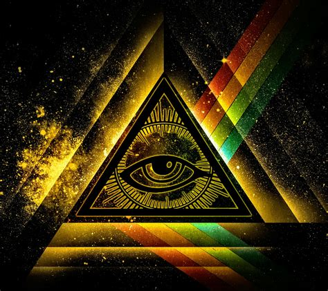 illuminati triangle illuminati triangle wallpapers top free illuminati