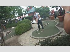 Louis Tomlinson MiniGolfing YouTube