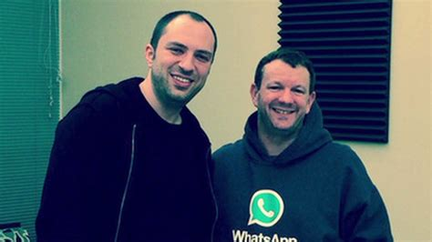 WhatsApp founder Jan Koum's rags to riches story - Feb. 20 ...
