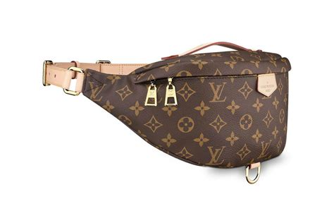 louis vuitton monogram bum bag  fanny pack hypebae