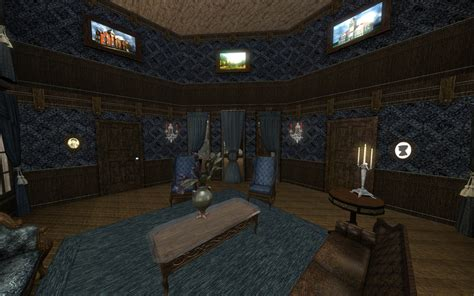 Room Designs For Haunted Houses