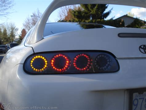 supra led tail lights custom effects led solutions surrey bc canada