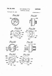 Ignition Switch 3497644 Wiring Diagram