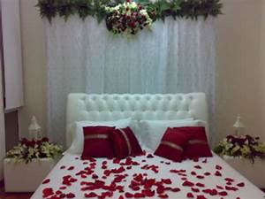 29+ Beautiful Bedroom Decoration for First Night 2017/18
