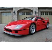 Ferrari F40  Car Classics