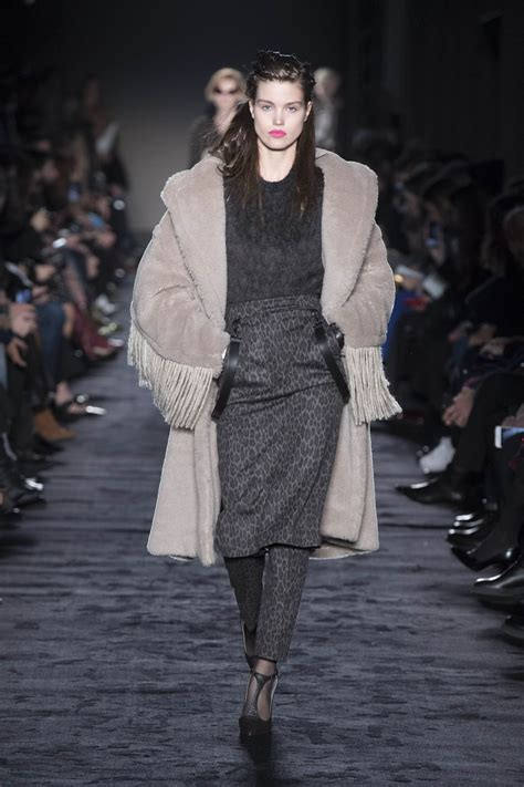 Max Mara Fall Winter 2018 Womens Collection The Skinny Beep