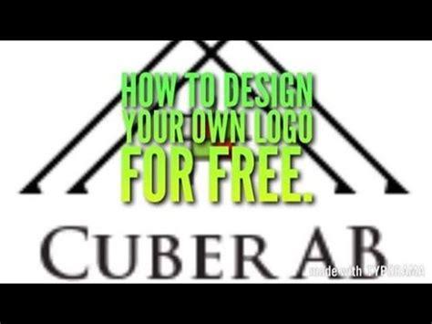 how to design your own logo hướng dẫn c 225 ch tạo logo ri 234 ng kh 244 ng tốn tiền how to