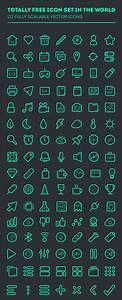 Personal Business Card Designs Vector Icon Set 100 Icons Free Download Icons