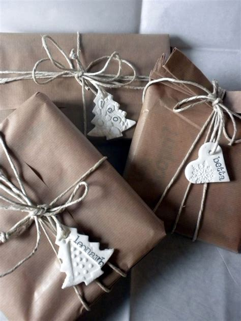 christmas gift wrapping ideas  style files