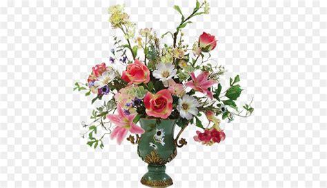 Rosa Diseño Floral Jarrón De Flores Ramo De Flores De