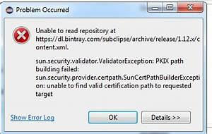 svn unable to install subclipse with Eclipse neon3 64