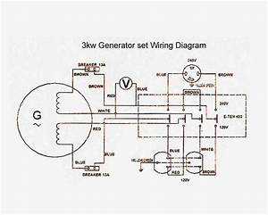 Inverter Generator Wiring Diagram