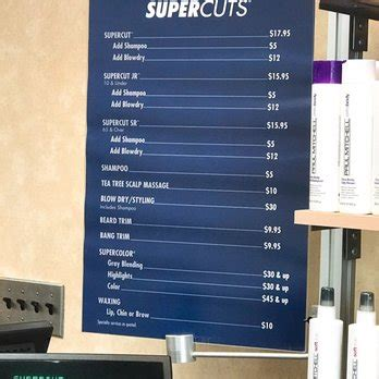 supercuts prices for haircuts supercuts 2019 all you need to know before you go with